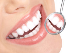 Get shining and strong teeth