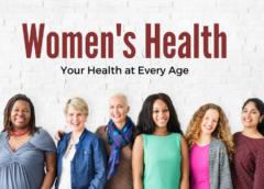 Diet plan for women's health